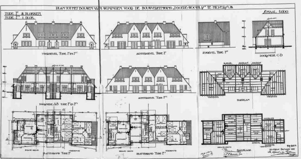 Vermeerlaan+etc.+1920+b