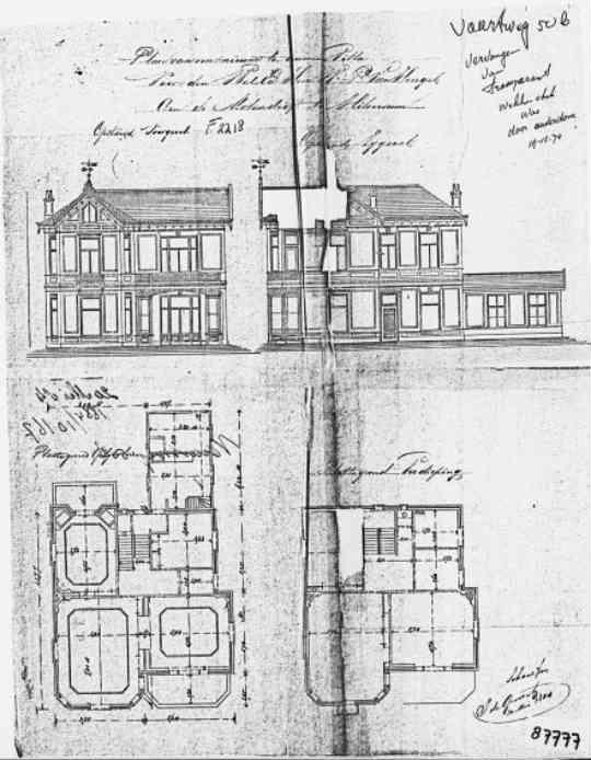 Vaartweg+nr++50-50+B+1884