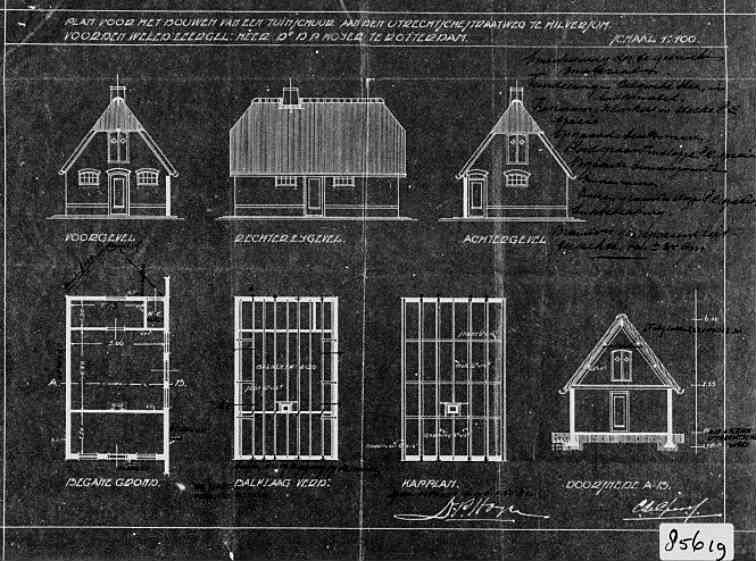 Utrechtseweg+nr+195-197+1921+a