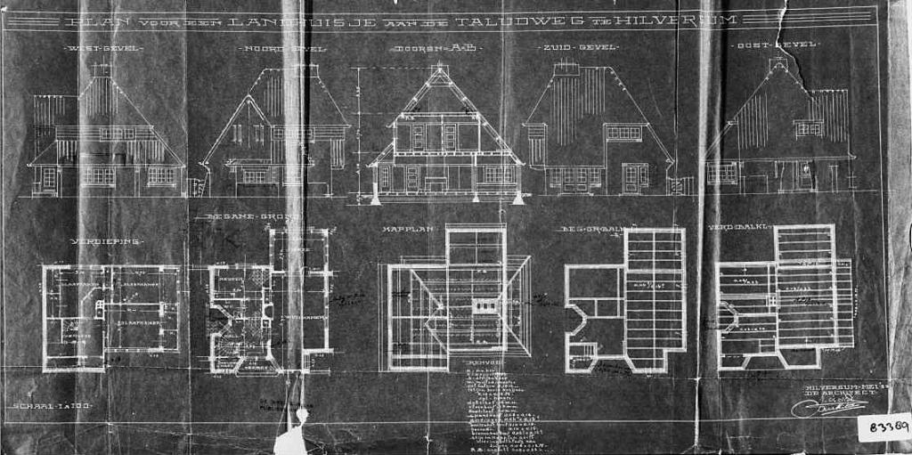 Taludweg+nr++91+1922